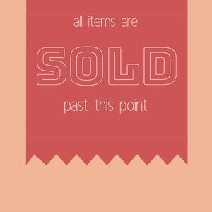 Other - *sold items*